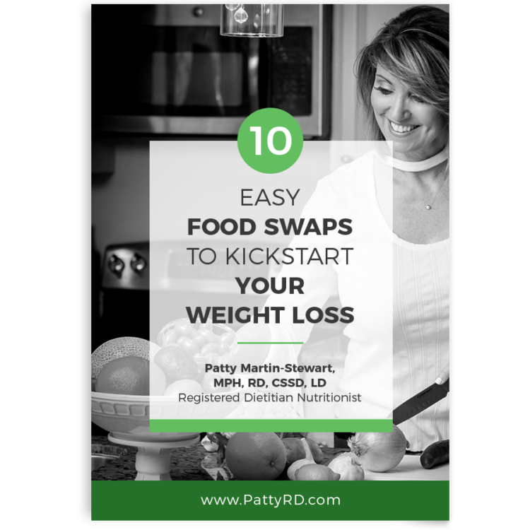 10 Easy Food Swaps to Kick Start Your Weight Loss